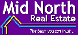 Mid North Real Estate - logo